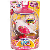 Говорящая птичка Pack Goldie, Little Live Pets, Moose