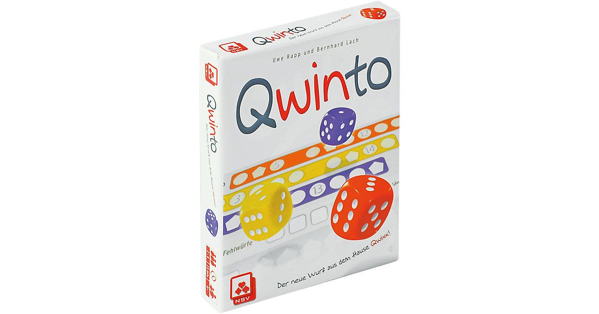 Würfelspiel QWINTO