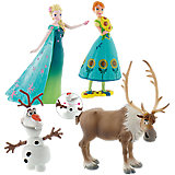 BULLYLAND Comicwelt - Walt Disney Die Eiskönigin Fever Deluxe Set
