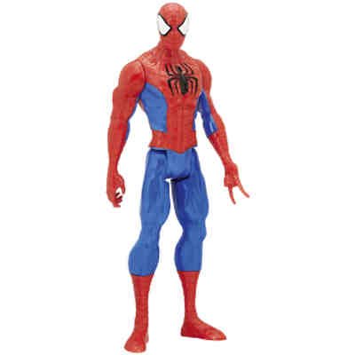 Spider-Man Titan Hero Figur Spider-Man