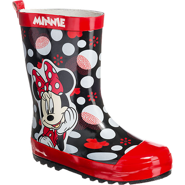DISNEY MINNIE MOUSE Kinder Gummistiefel