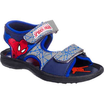 SPIDER-MAN Kinder Sandalen