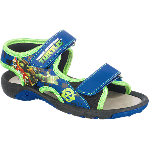 TEENAGE MUTANT NINJA TURTLES Kinder Sandalen