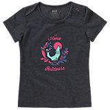 JACK WOLFSKIN T-Shirt HOWLING WOLF für Mädchen