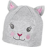 Baby Topfmütze für Mädchen mit Katzengesicht