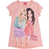 TOP MODEL T-Shirt für Mädchen