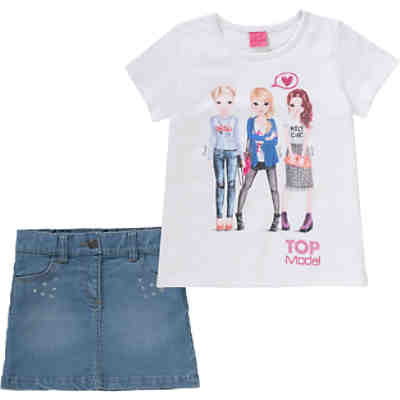 TOPModel Kinder Set T-Shirt & Rock