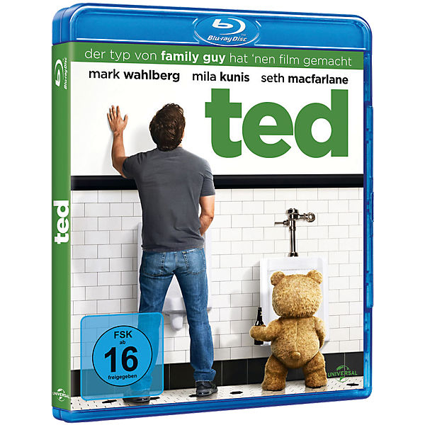 BLU-RAY Ted