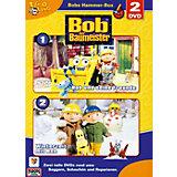 DVD Bob der Baumeister Box 2 (Bob und seine Freunde/Winterzeit mit Bob)