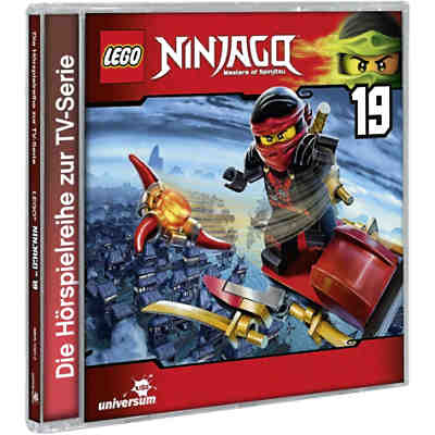 CD LEGO: Ninjago - Masters of Spinjitzu 19