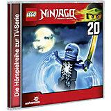 CD LEGO: Ninjago - Masters of Spinjitzu 20