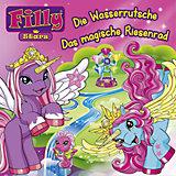 CD Filly 05 - Die Wasserrutsche/ Das magische Riesenrad