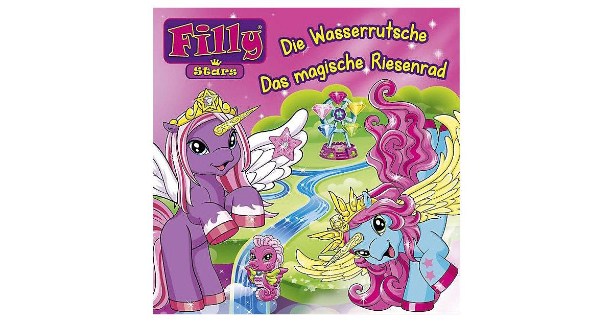 CD Filly 05 - Die Wasserrutsche/ Das magische Riesenrad Hörbuch