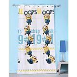 Vorhang Minions Oops, 140 x 240 cm