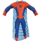Fleecedecke mit Ärmel Spiderman, 100 x 150 cm