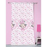 Vorhang Minnie Mouse Stylish Pink, 140 x 240 cm