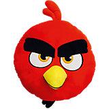 Kuschelkissen Angry Birds Red 3D, 30 x 25 cm