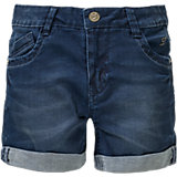 Jeansshorts für Mädchen, Bundweite BIG