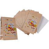 Geschenkbeutel Winnie Pooh mit Sticker, 8 Beutel
