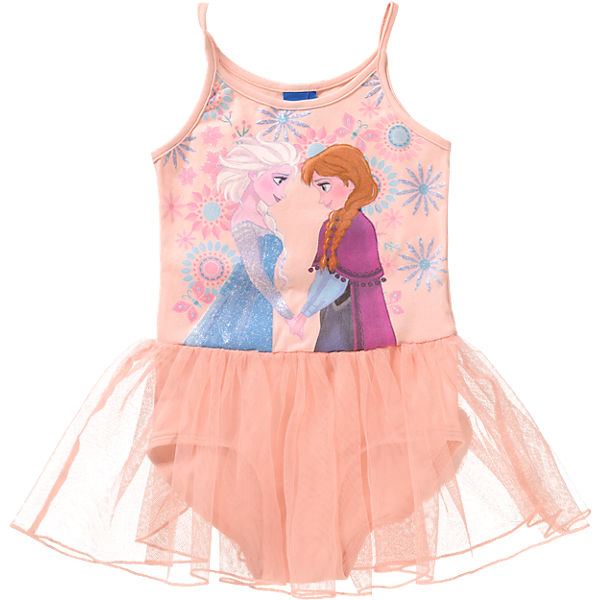 DISNEY DIE EISKÖNIGIN Kinder Ballettkleid