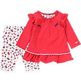Baby Set Kleid + Leggings