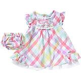 Baby Set Kleid + Höschen