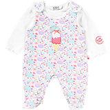 Baby Set Strampler + Langarmshirt für Mädchen