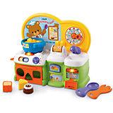 """Развивающая игрушка """"Моя первая кухня"""", со светом и звуком, Vtech"""