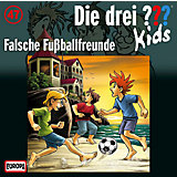 CD Die drei ??? Kids 47 - Falsche Fussball-Freunde