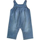 Baby Latzhose für Mädchen, Organic Cotton