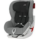 Auto-Kindersitz King II LS, Steel Grey, 2016
