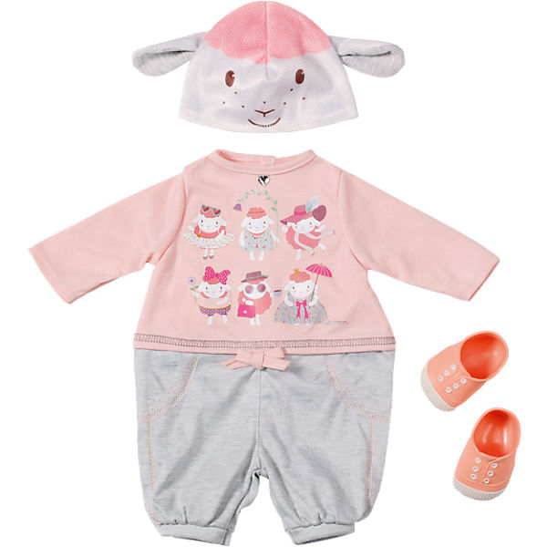 Одежда для прогулки, Baby Annabell