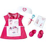 BABY born® Krankenschwester Set, 43cm