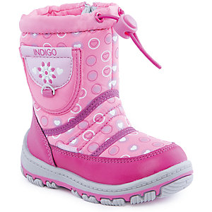Сапоги для девочки Indigo kids - розовый