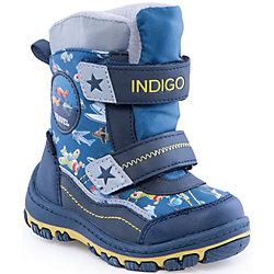 Сапоги для мальчика Indigo kids