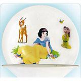 """Глубокая тарелка """"Белоснежка"""" 21 см, Принцессы Дисней"""