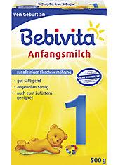 Bebivita 1 Anfangsmilch, 500 g