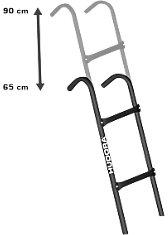 Leiter für Trampolin verstellbar
