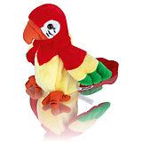 """Игрушка-повторюшка """"Говорящий попугай"""", 20см, Mioshi"""