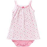 PETIT BATEAU Baby Body Kleid für Mädchen