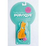 """Одежда для мини-куклы """"Пестрое платье с кружевами"""", PUPSIQUE"""