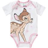 DISNEY BAMBI Baby Body für Mädchen