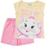DISNEY MARIE Baby Schlafanzug für Mädchen