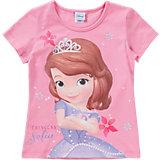 DISNEY SOFIA DIE ERSTE T-Shirt für Mädchen