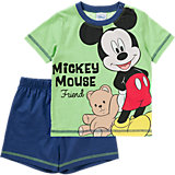DISNEY MICKEY MOUSE & FRIENDS Baby Schlafanzug für Jungen