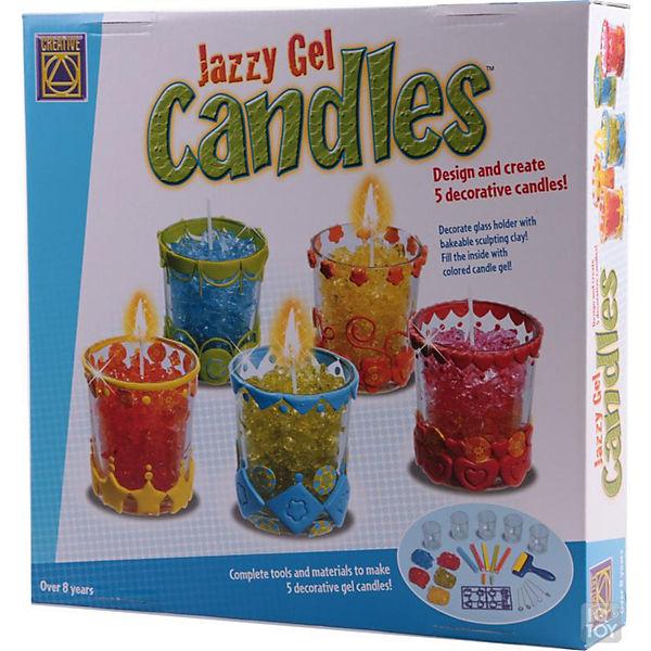 Гелевые свечи, Creative
