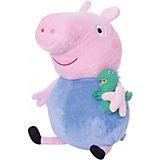 """Мягкая игрушка """"Джордж с динозавром"""", 40 см, Свинка Пеппа"""