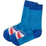 Kinder Strümpfe Shark