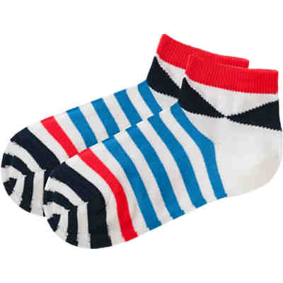 Kinder Sneakersocken Sporty Stripe