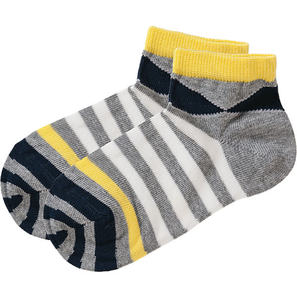 Kinder Sneaker Socken Sporty Stripe